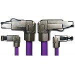 DuraMAX360 - 4 Way Industrial Cat.6A RJ45 Plug